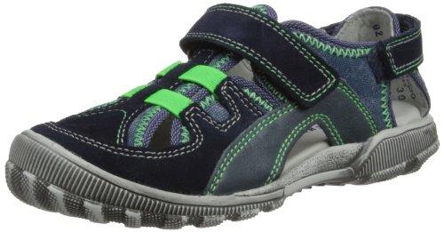 Juge Chaussures pour Enfants Sissi S 2303–321–6100Sandales garçon - Bleu - Atlantic/Pacific, 27 EU Kinder