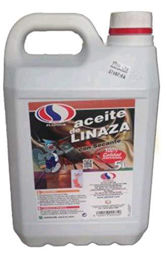 ACEITE DE LINAZA PLAINSUR 5 L CON...