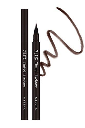 Missha 7Days Tinted Eyebrow #3 Sepia Brown