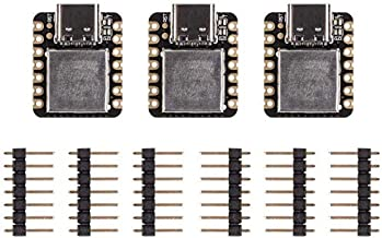 Seeeduino XIAO The Smallest Arduino Microcontroller Based on SAMD21,with Rich Interfaces, 100% Arduino IDE Compatible, des...