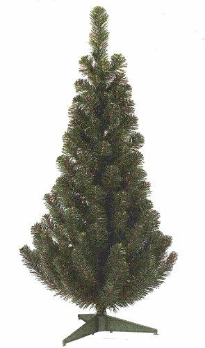 Brauns-Heitmann 87020 Sapin de Noël synthétique Colorado Fir avec Pied en métal 120 cm