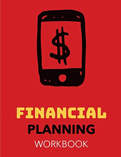Financial Planning Workbook: Budget And Financial Planner Organizer Gift Beginners Envelope System Monthly Savings Upcoming Expenses Minimalist Living
