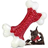 Tough Dog Toys, Dog Toys for Aggressive Chewers Large Breed, Kseroo Aggressive Chew Toys for Large Dogs, Dog Bone Chew Toy Nylon Durable Dog Toys for Large Dogs Dog Extreme Chew Toys Indestructible