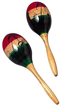Hohner Kids / Pair of Mexican Wood Maracas by Hohner Inc.