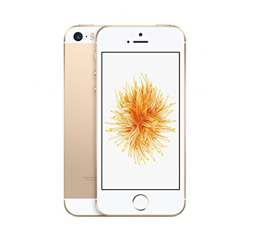 Apple iPhone SE 16GB - Gold - Entriegelte (Generalüberholt)