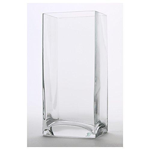 【IKEA/イケア】REKTANGEL 花瓶, クリアガラス