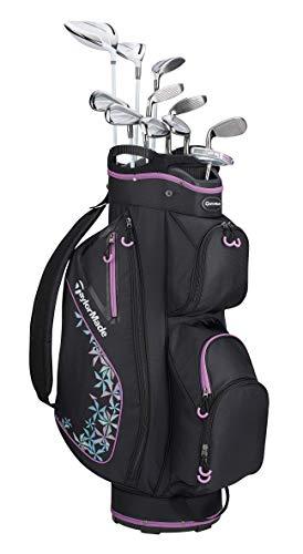 TaylorMade Golf Kalea Complete Golf Set (Dr, 3FW, 5FW,...
