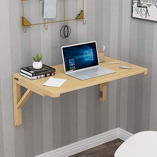 GLF Mesa plegable de pared, mesa de cocina plegable, mesa de cocina, mesa de comedor multifuncional, escritorio convertible, longitud 50 – 160 cm, ancho 30 – 60 cm, 70 x 40 cm.