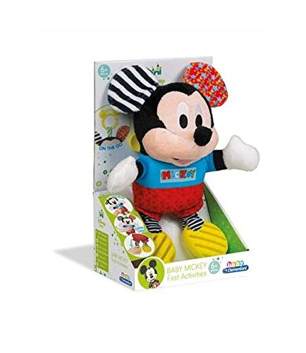 Clementoni Disney Baby 17165 - Baby Mickey First Activities