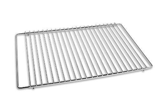 de 50-60x30cm Grille de barbecue en inox europ/éene r/églable en largeur Grille Extensible