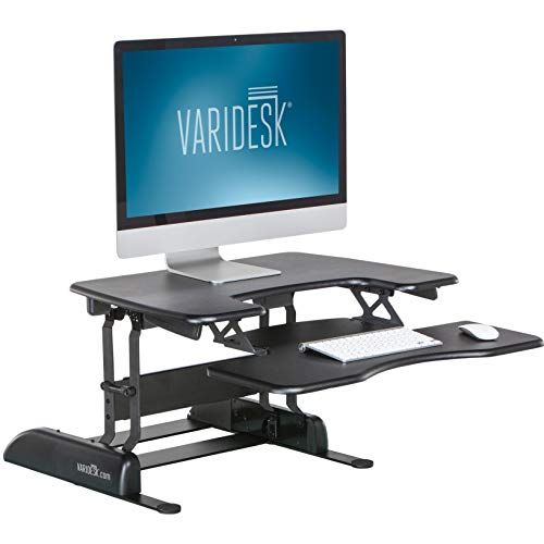 VARIDESK - Height-Adjustable Standing Desk - ProPlus 30 - Stand Up Desk