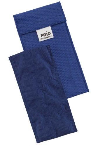 Frio dubbele koeltas voor Insulin, 8 x 18 cm blauw