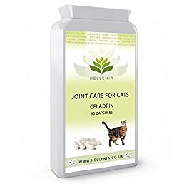 Hellenia Joint Care for Cats – Celadrin® – 90 Capsules