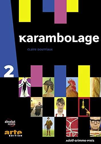 Karambolage, 1 DVD, deutsche u. französische Version