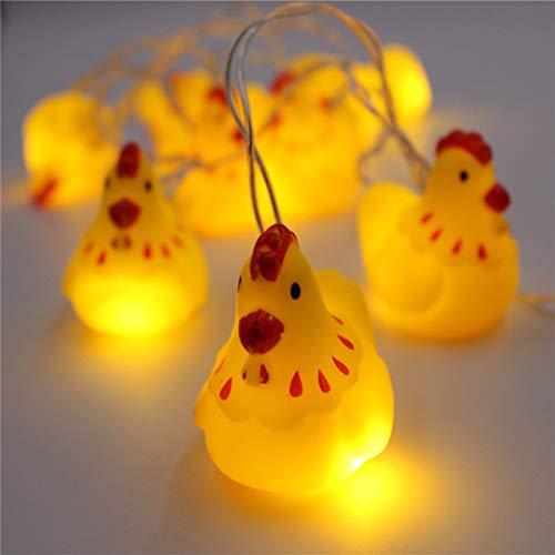 YYQX Lámpara de mesilla de noche, lámpara de dormitorio minimalista, lámpara de mesilla de noche LED moderna, adecuada para hombres, mujeres, adolescentes, niños, niñosgallina1.8m