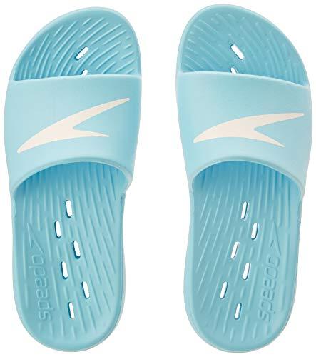 Speedo, Slide Sandal Mujer, Light Adriatic, 39 EU