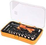 Destornillador Set 66 en 1 Destornillador preciso Conjunto de bits Multitool para la Herramienta de reparación de multifunción de Tornillo