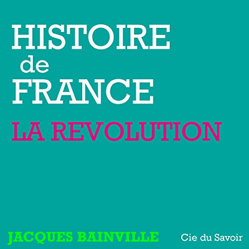 La Révolution audiobook cover art