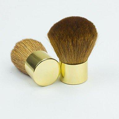 RY@ 1pcs poussière d'or face du balai maquillage Manucure de l'outil cosmétique