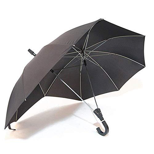Ombrello doppio per due persone, antivento, extra large, 16 stecche, regalo per chi si ama Colore 3.