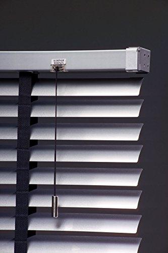 Schöner Wohnen Jalousie Seoul grau (60x180cm)