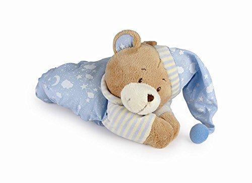 """Spieluhr""""Nils"""" zum Kuscheln und Einschlafen, der musikalische Teddy ist besonders weich und flauschig, als Einschlafhilfe oder Spielzeug, zum Aufhängen am Bettchen oder Kinderwagen - 2"""