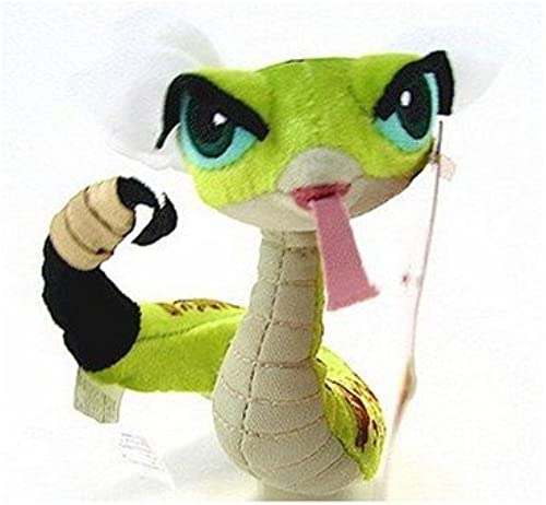 McDonalds Happy Meal Toy Kung Fu Panda Master Viper  4 Toy by Kung Fu Panda - Bean Bag Plush