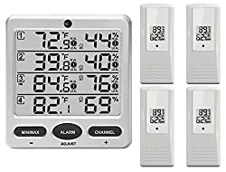Ambient Weather Wireless Temperature Monitor