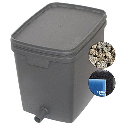 Velda Box Filter ein kompakter Teichfilter 4000