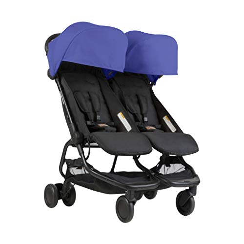 Poussette Mountain Buggy Nano Duo Nautical