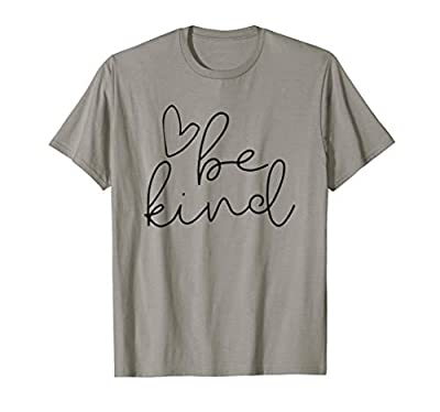 Be Kind Womens Shirt for Casual Outfit Tee and Gifts for Her T-Shirt