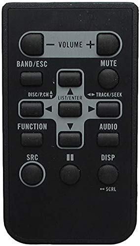 LR General Replacement Remote Control Fit for FH-S506BT FH-S405BT DEH-S4010BT DEH-S5010BT DEH-S4100BT DEH-S5100BT DEH-S31BT FH-S520BT for Pioneer Car Bluetooth CD RDS AV Receiver