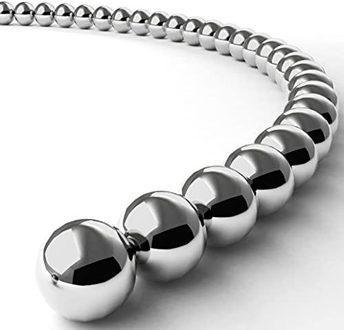 """125 Qty 6mm (.236"""") Precision Chrome Steel Bearing Balls G25"""