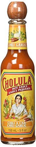 Cholula Chili Garlic Hot Sauce 5fl  3 pack