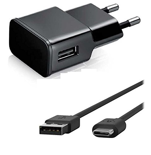 Todobarato24h Cargador 2 en 1 Compatible con BQ AQUARIS X/X Pro / X2 / X2 Pro/Compatible con Huawei p40 Lite/ p40 Pro/Lite E Tipo c Type c