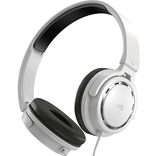 JVC HA-S520 Zwart - Wit Circumaural Hoofdband koptelefoon