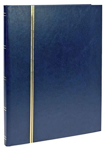 SAFE-ID - Articles de collectionneurs - Classeur pour timbres 16 pages Fond Blanc 110-4