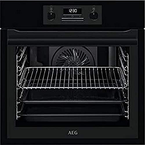 AEG BES331110B - Horno (Medio, Horno eléctrico, 71 L, 3500 W, 71 L, Negro)