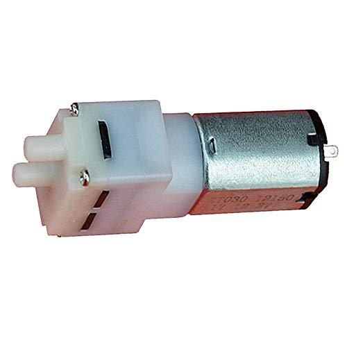 Lecimo DC 3V Mikrovakuumpumpe Mini Luftpumpe Saug-Unterdruckpumpe Miniatur