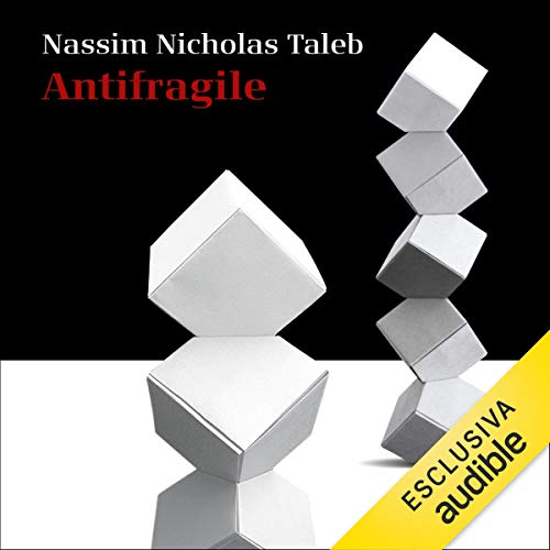 Antifragile cover art