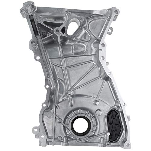 A-Premium Engine Timing Cover Compatible with Honda Accord 2018-2019 Civic 2016-2018 CR-V 2017-2019 L4 1.5L