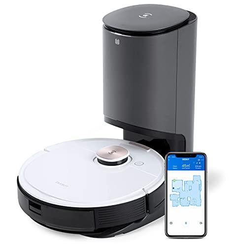 Comprar aspirador robot Ecovacs Deebot Ozmo T8 + Opiniones