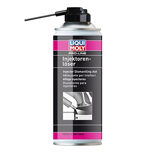 LIQUI MOLY 3379 Injektorenlöser Pro-Line, 400 ml