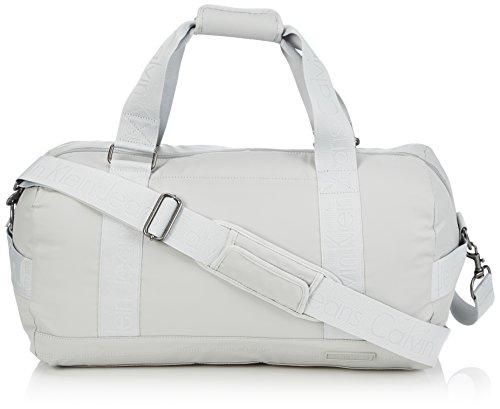 Calvin Klein Jeans Sporttasche Urban Duffle Grau (Grey Silver) J5EJ500046