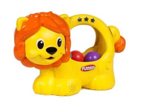 Playskool - 98694E000 - Bébé Lion à Balles Trilingue