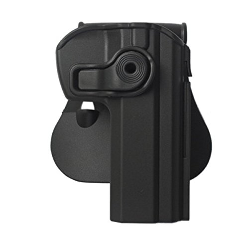 IMI CZ75 HOLSTER RETENTION ROTO BLACK R/H SP 01 SHADOW Z1340 POLY SECURITY