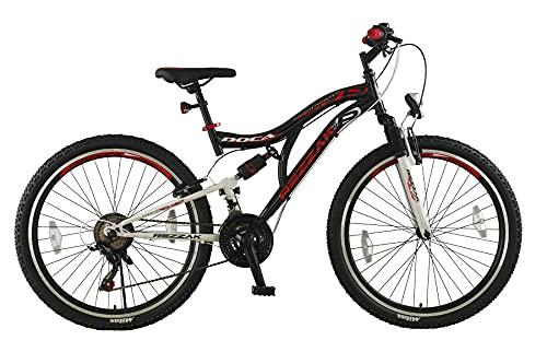 26' Zoll Mountainbike Herren Fahrrad Kinder...