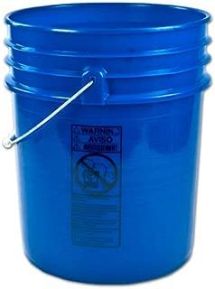 Best hdpe 5 gallon bucket Reviews