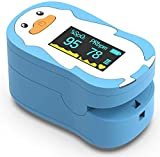 HOMIEE Superior Measuring Accuracy Exquisite, Compact and Lightweight Heart Rate Monitor, Lanyard, Heart Rate Monitor, Automatic Fast Reading