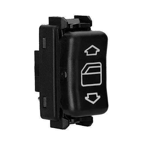 KSTE Coche 5 Pin Ventana de energía del Interruptor Ajuste for el Mercedes Benz 190 260 300 350 420 560 1248204610